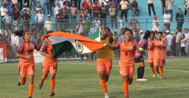 Indian Women Football Team